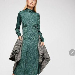 Free People Loveless Midi Dress